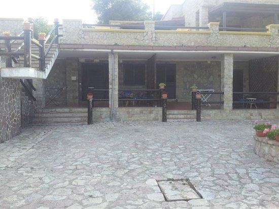 Centro. - Picture of Le Terrazze Residence, Palinuro - TripAdvisor
