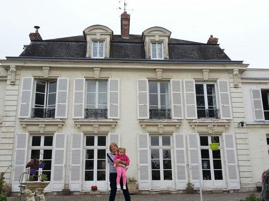 Chateau de la Marjolaine : The Chateau