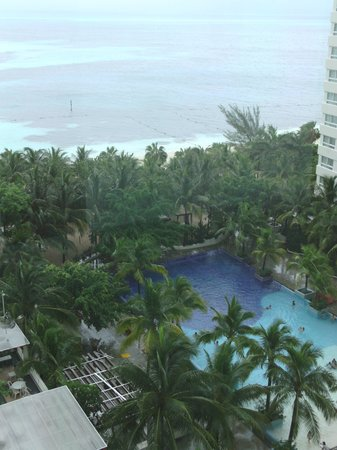 Grand Oasis Palm: Resort View