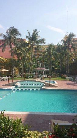 Hotel Posada de Tampico: Alberca