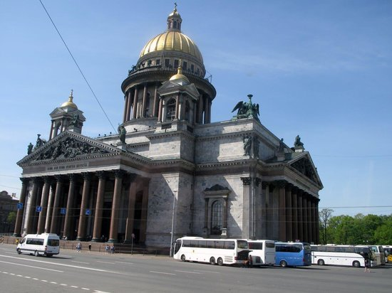 St. Isaac's Cathedral State Museum-Memorial: St. Isaac Cathedral, St.Petersburg