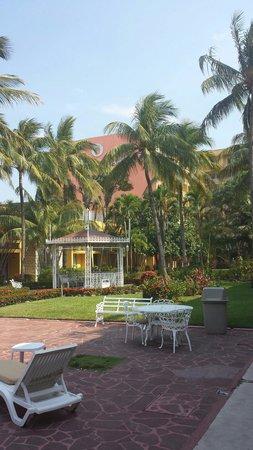 Hotel Posada de Tampico: Kiosko