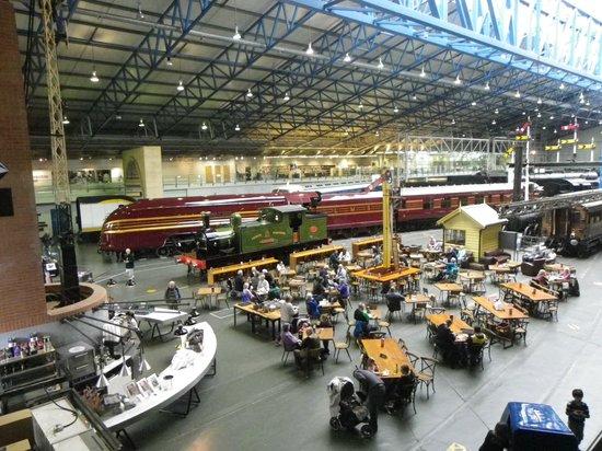National Railway Museum: view