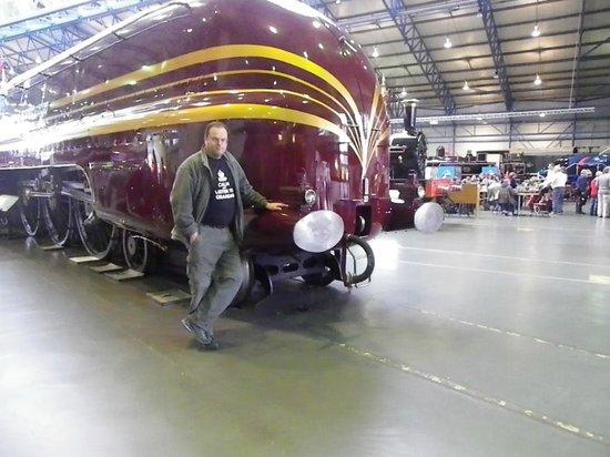 National Railway Museum: mecca