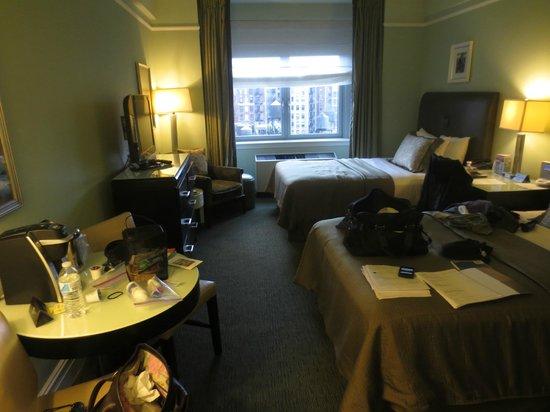 Hotel Beacon: Room 1508.