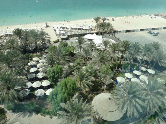 Hilton Dubai Jumeirah Beach: Vista