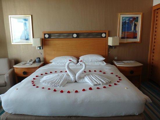 Hilton Dubai Jumeirah Beach: Quarto