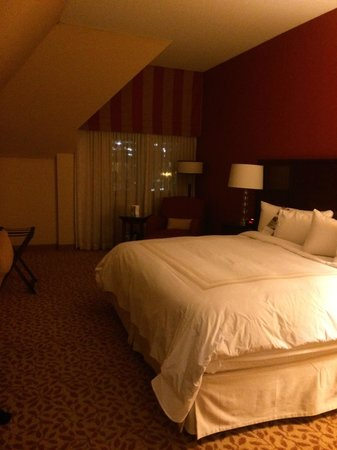 Halifax Marriott Harbourfront Hotel : King Room