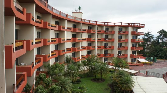 Porta Hotel Del Lago: Other balconies