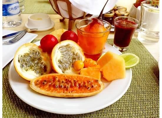 Sofitel Legend Santa Clara : Be fruity!