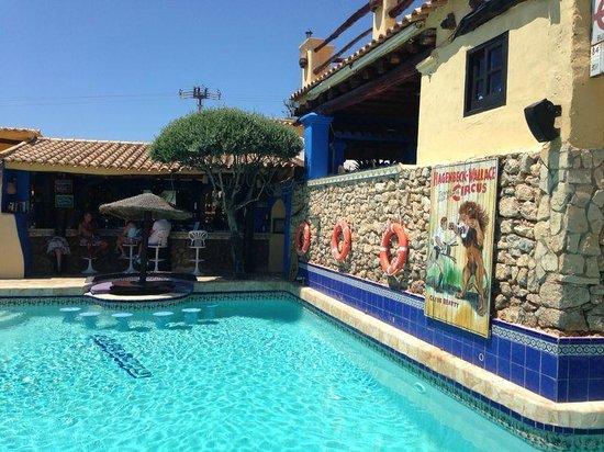 Pikes Ibiza: Swimming pool