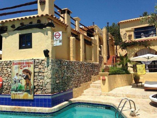 Pikes Ibiza : Rooms