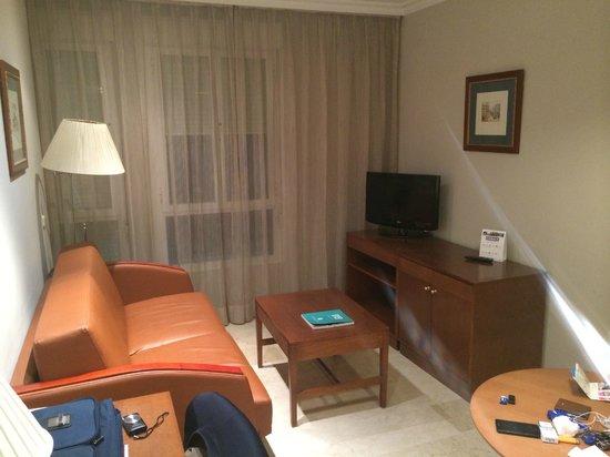 Hotel Suites Barrio de Salamanca: Room
