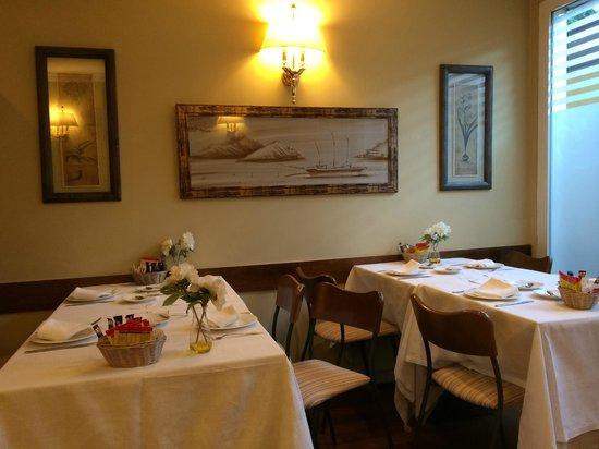 Hotel Suites Barrio de Salamanca: Breakfast