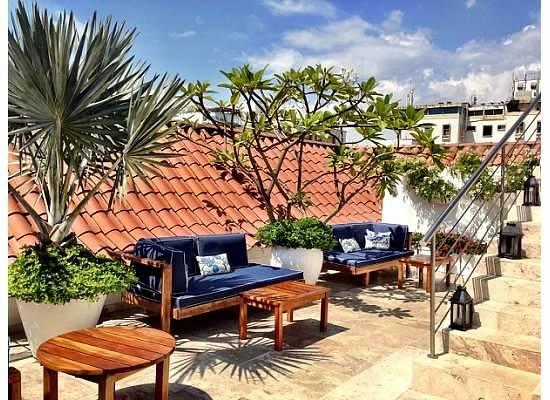 Casa Claver Loft Boutique Hotel : lounge