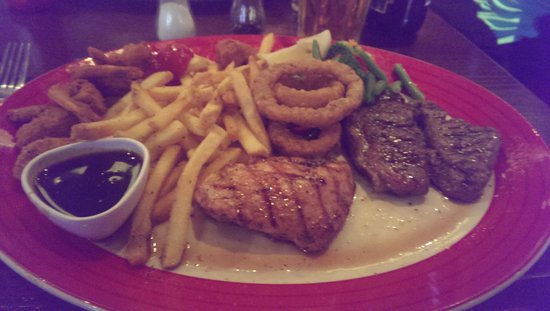 TGI Friday's Piccadilly