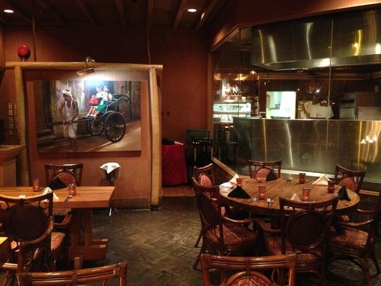 Khazana: Both the food and final bill exceeded our expectations
