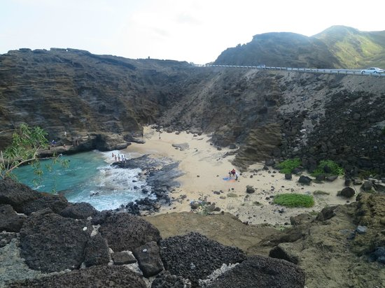 Discover Hawaii Tours: Beach on the Eastern part of Oahu