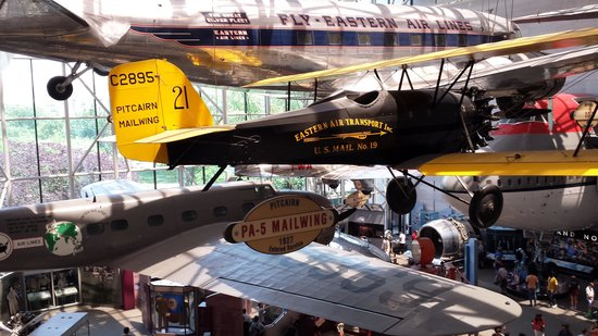 Smithsonian National Air and Space Museum: Even more Planes