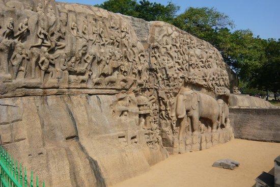 Arjuna's Penance : アルジュナの苦行