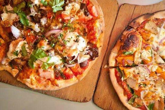 Australian Pizza Kitchen: Marinated Lamb