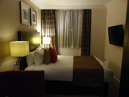 Thistle Trafalgar Square, The Royal Trafalgar: Bedroom