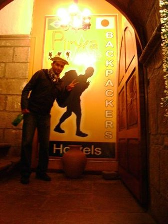 Pirwa Colonial Hostel: backpacker friend