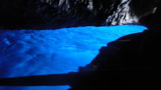Blaue Grotte (Grotta Azzurra): gruta azul 2