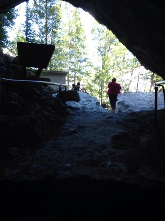 Saint Charles, ID: Minnetonka Cave - May 2014