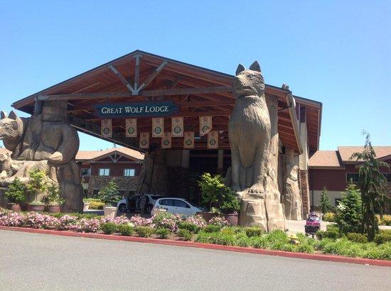 Great Wolf Lodge : Very impressive