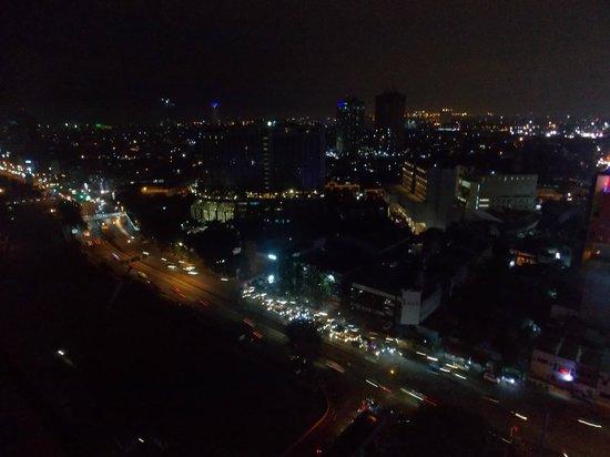 Swiss-Belhotel Mangga Besar : Night view