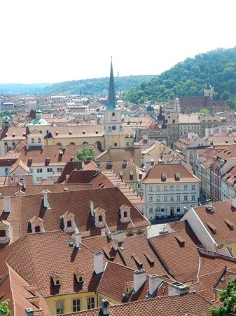 Boscolo Prague, Autograph Collection: View from Prague Castle area