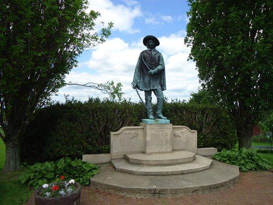 Custer Memorial