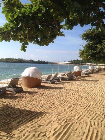 The Westin Resort Nusa Dua, Bali: Beach Area