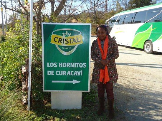 Los Hornitos de Curacavi: estacionamento