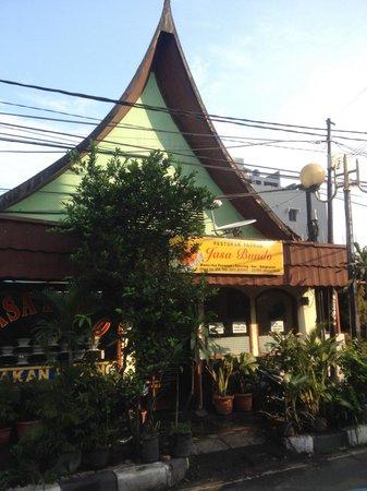 Restoran Padang Jasa Bundo