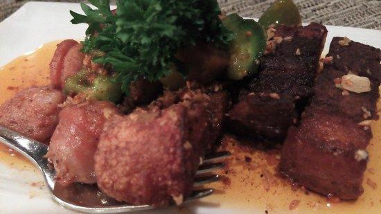 Hola Espana: Chorizo & Pork