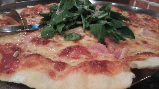 Hola Espana: Pizza