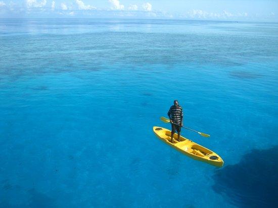Nice sea - Picture of The Manta Resort, Pemba Island ...