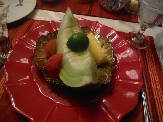 Rock Laurel Bed and Breakfast: The Melon and Lime