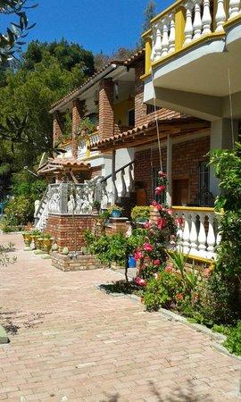 Vila Gersina: Hotel Grounds