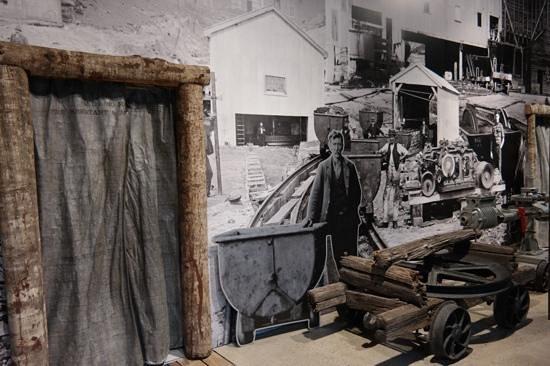 Coaltown Museum : Coalmine Museum at Westport.