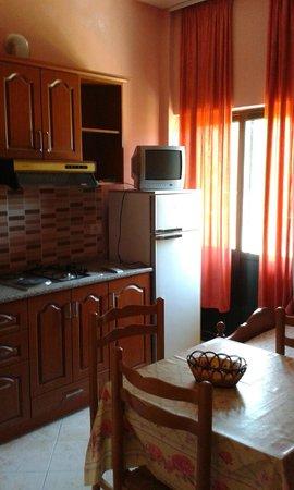 Living Room  for Suite 9 -- at Vila Gersina