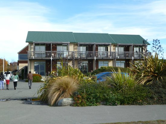 Lake Tekapo Village Motel: Lake Tekapo Scenic Resort