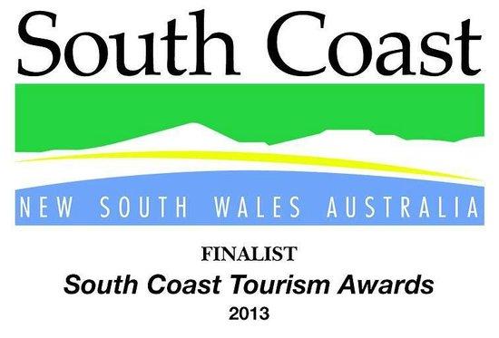 Sapphire Waters Motor Inn: South Coast Tourism Award Winner