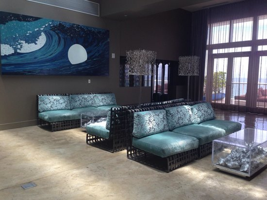 W Fort Lauderdale: The Living Room