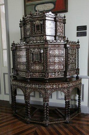 Museo Pedro de Osma: Safe