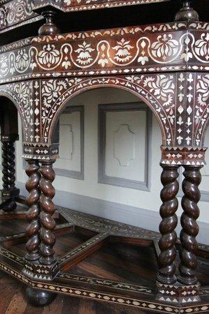 Museo Pedro de Osma: Inlay detail