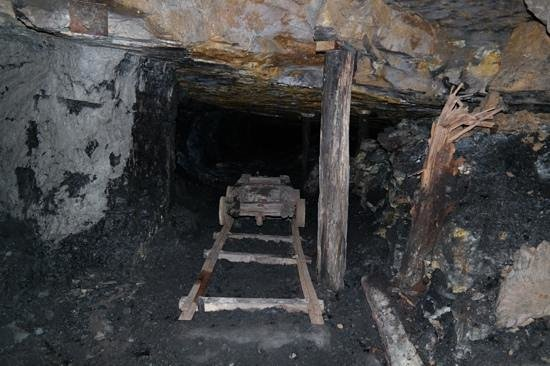 The Denniston Experience: In the mines!