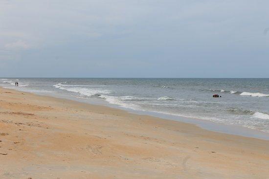 Cinnamon Beach at Ocean Hammock Beach Resort : beach